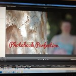 Editing for photobook perfection #take12 I hear there's an awesome giveaway for 100 lucky attendees