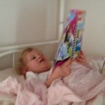 A little blurry but you can see the #lego friends mag was definitely a winner :)
