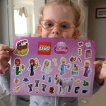 #lego #disney #stickers what more could a girl need?