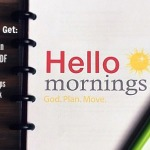 Hello Mornings: 30 Days of Thankful