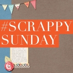 What are you working on today? #digiscrap #scrapbooking I am working a baby book for  #LucyClaire