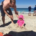 #Summer at the #beach in #Perth #australiaday #latergram #LucyClaire