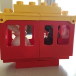 Bunny hutch by #EmilyCeleste #duplo #trains